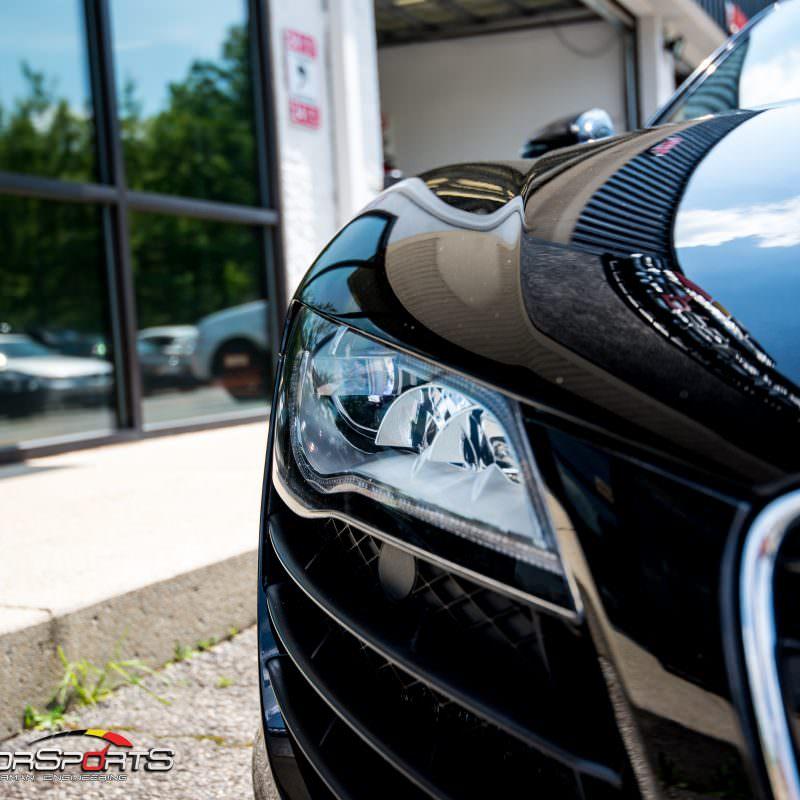 Audi R8 V8 Milltek Exhaust Install