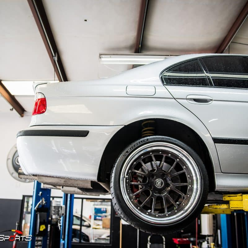 bmw e39 m5 exhaust work silencer hires resonator quiet atlanta tuning solo motorsports bmw service mperformance mpower e39m5 bmwm5 bmwatlanta atlanta custom customexhaust