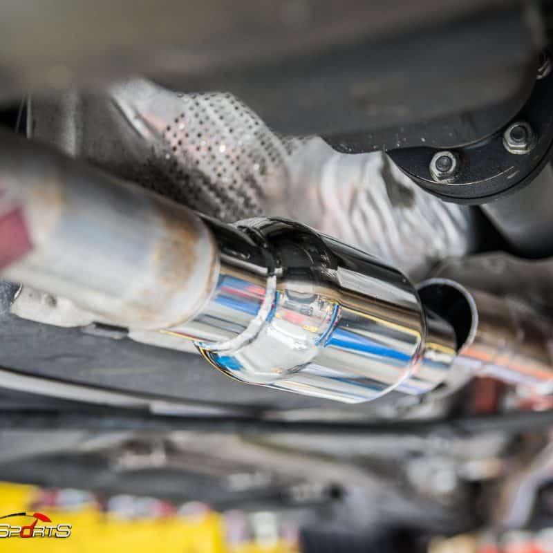 bmw e39 m5 exhaust work silencer hires resonator quiet atlanta tuning solo motorsports bmw service mperformance mpower e39m5 bmwm5 bmwatlanta atlanta custom customexhaust