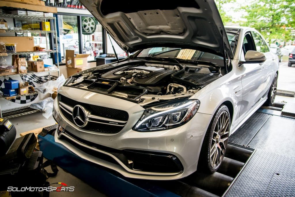 Mercedes-Benz Tuning | Solo Motorsports
