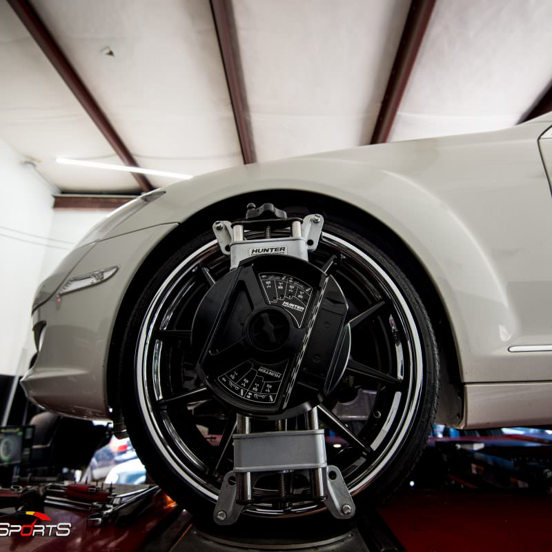 Mercedes Benz S550 in for alignment! Mercedes S550 was pulling to the side and accurately alligned by solo motorsports.