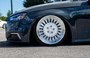 Fitment Matters   Air Performance Suspension Installation Audi A3 E-Tron