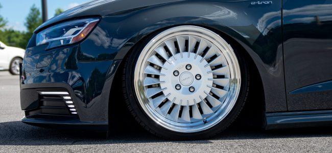 Fitment Matters | Air Performance Suspension Installation Audi A3 E-Tron