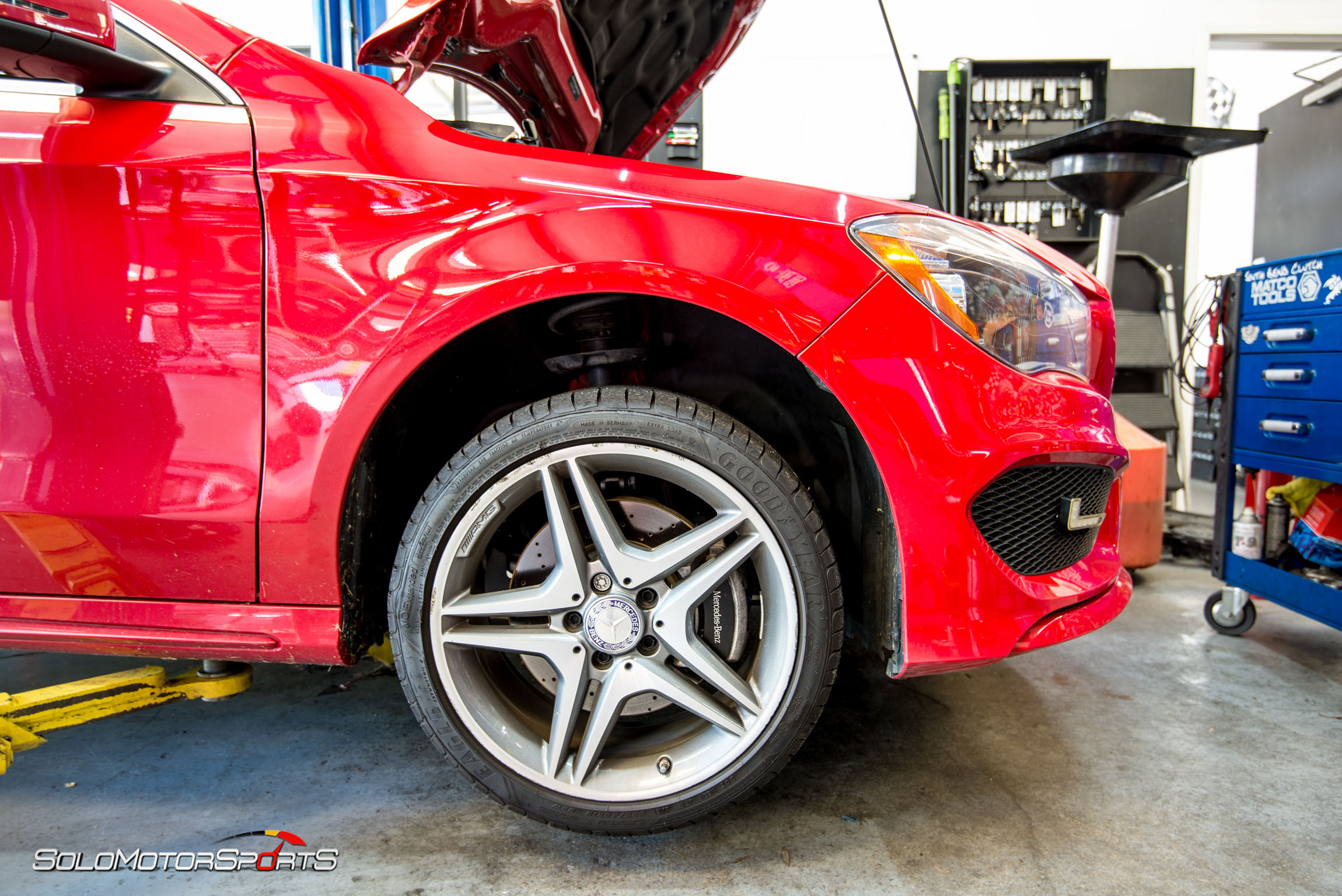 mercedes benz cla250 maintenance and service atlanta mercedes services solo motorsports
