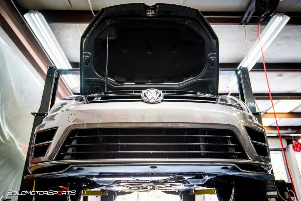 Stage Iii Mk7 Golf R In For Electrical Exhaust Cutouts And