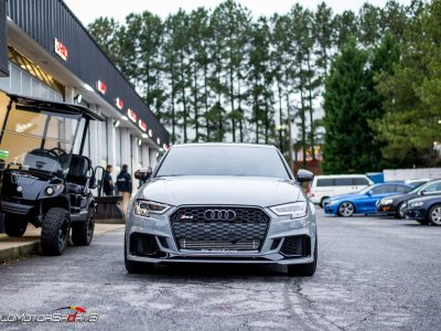 4 Rings to Rule them all: Audi RS3 Pt II; The Tuning