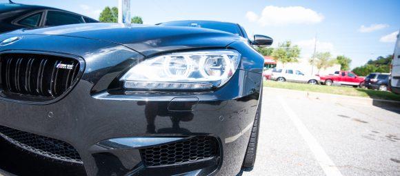bmw m6 f12 f13 carbon fiber install steering wheel mirror caps center console atlanta bmw specialists
