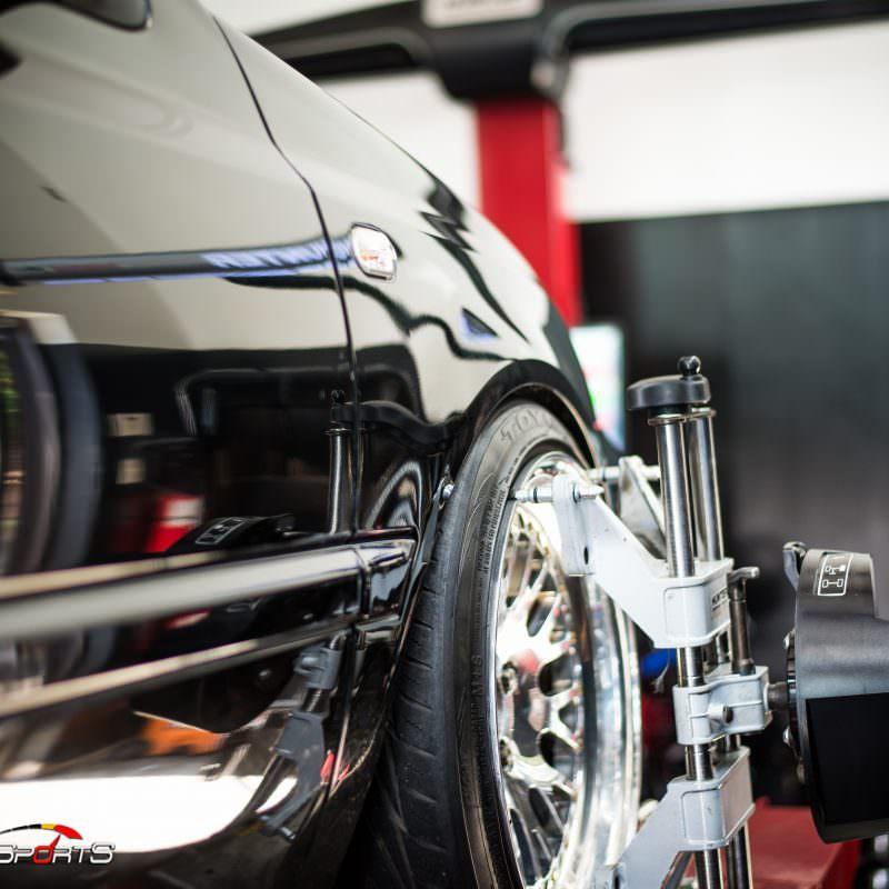 Volkswagen Golf Cabrio In For Refresh Solo Motorsports