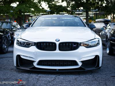 BMW F83 M4 in for Custom Tune