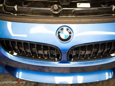 BMW 435i in for Diagnostics