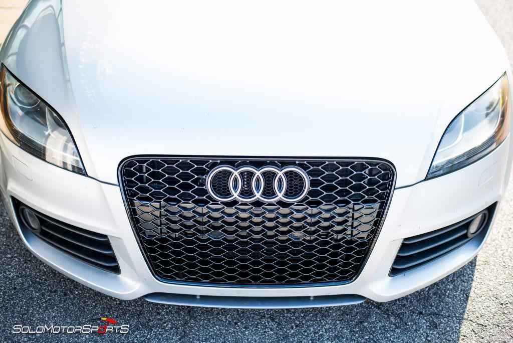 Race-Ready Audi TT | Solo Motorsports
