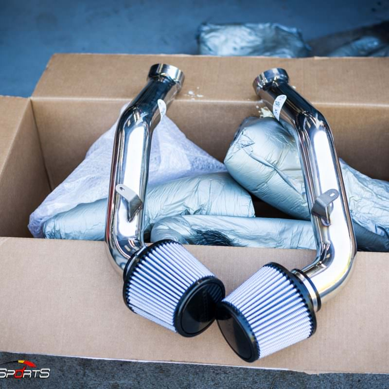 atlanta tuning custom fabrication porsche panamera v8 exhaust solo motorsports