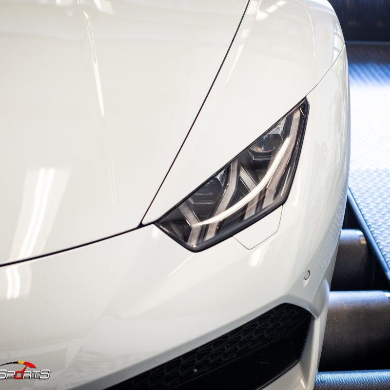 lambo lamborghini huracan lp 610 solo motorsports twin turbo dime racing twin turbo kit dyno runs 700hp white lamborghini lambo lp610