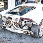 lambo lamborghini huracan lp 610 solo motorsports twin turbo dime racing twin turbo kit dyno runs 700hp white lamborghini lambo lp610