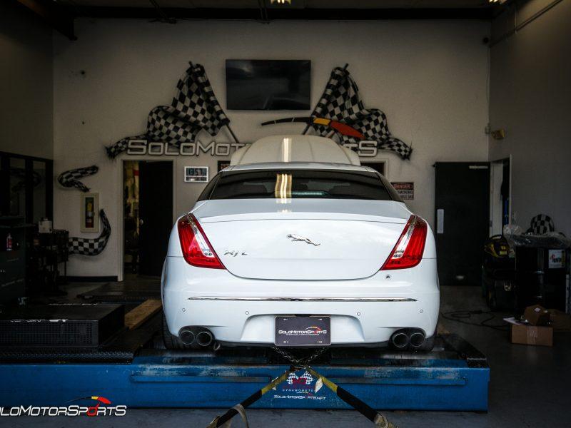 Jaguar in for Custom Tune