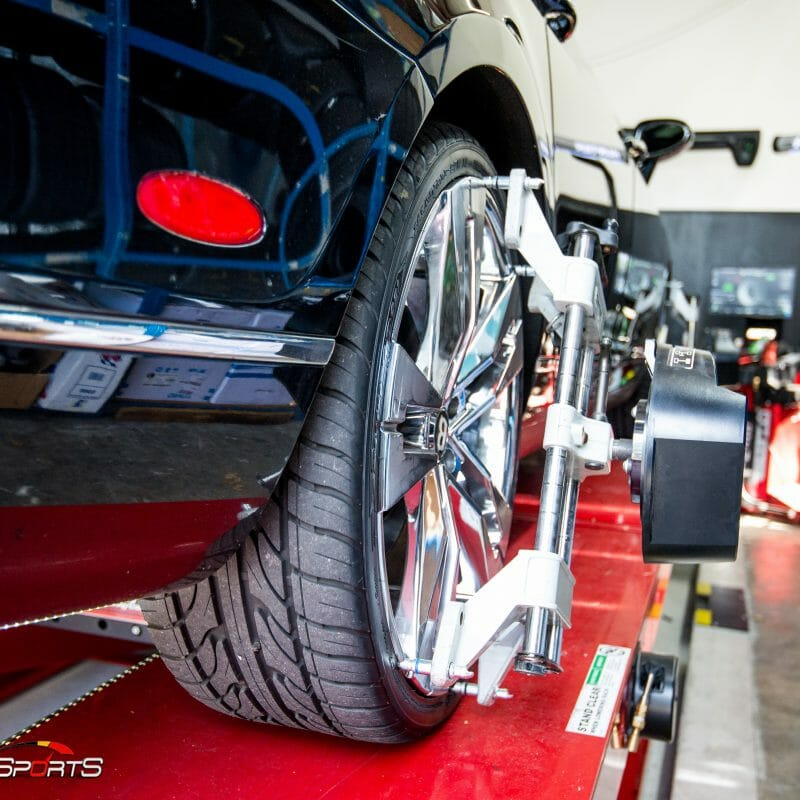 bentley continetal in for wheel alignment adjustent bentley service repair solo motorsports atlanta georgia bentley specialists