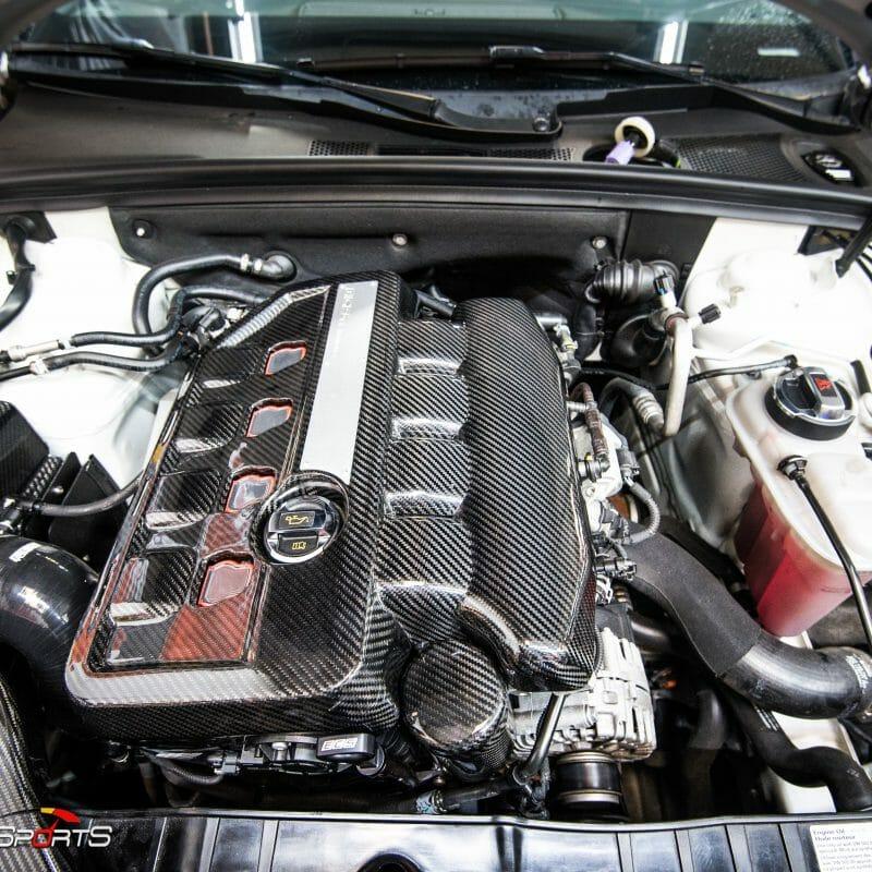 Audi a4 allroad suspension brakes wheel tires alignment porsche big brake kit atlanta solo motorsports