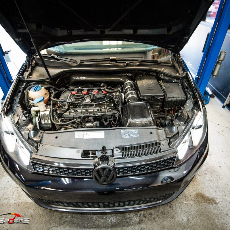 vw volkswagen stage 3 franken turbo performance clutch manifold oz wheels tires power mk6 gti golf atlanta one stop shop solo motorsports johns creek location performance upgrades bigturbo