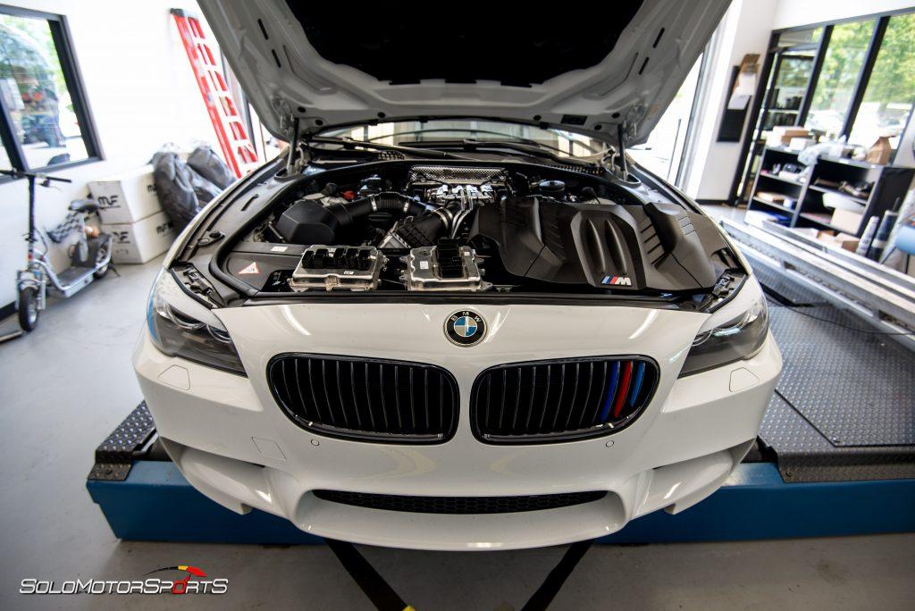 F10 BMW M5 Tuning