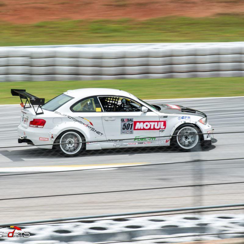 solo motorsports 135i race car