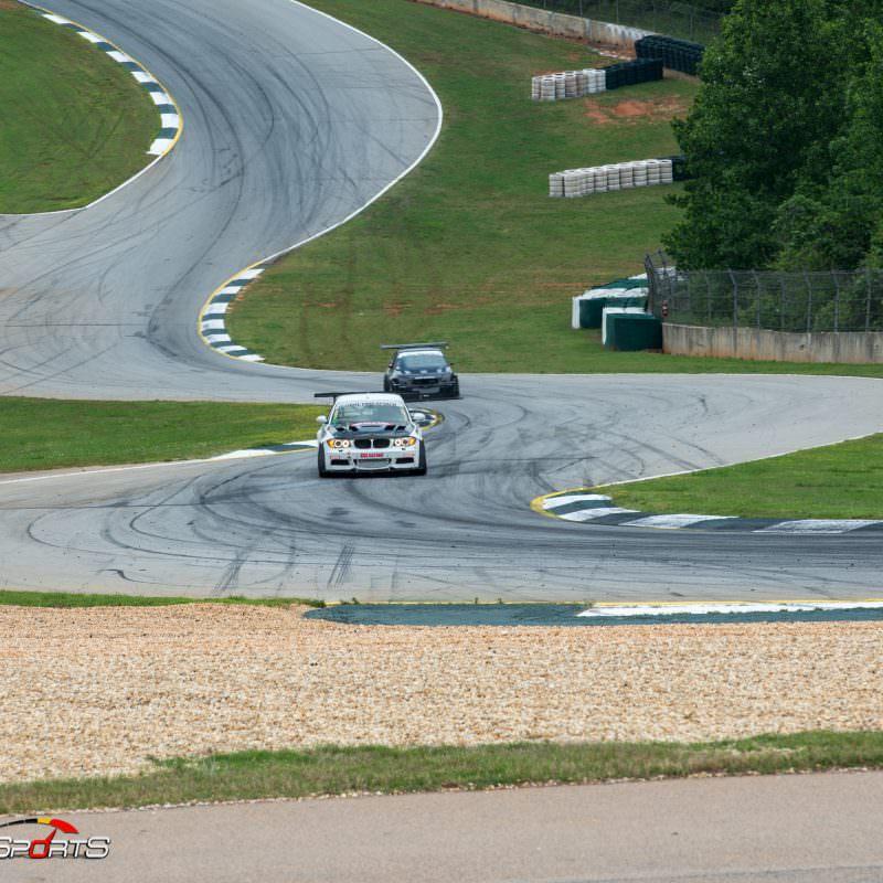 road atlanta sms 135i race car