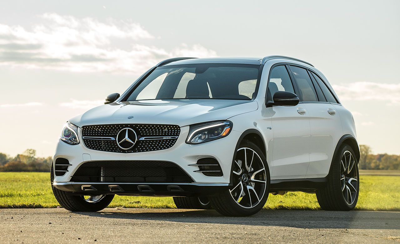 Mercedes Benz GLC43 - M276 Performance Tune