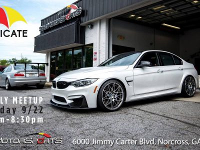 GAS ATL Monthly Meet at Solo Motorsports