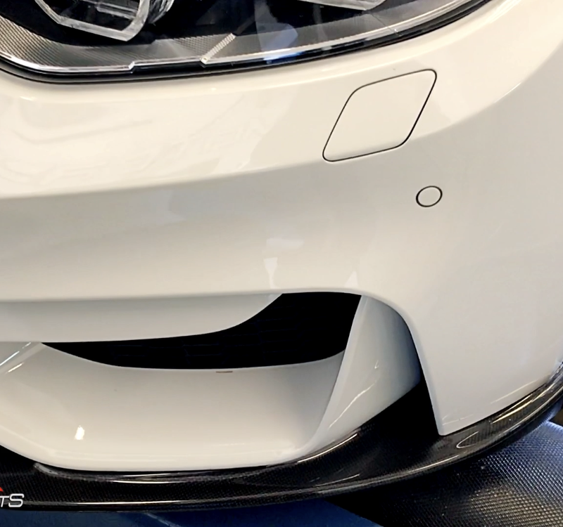 bmw m4 dinan piggyback custom tune by solo motorsports akrapovic power gains