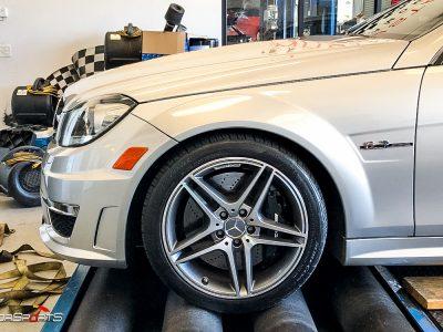 Mercedes-Benz AMG Dyno