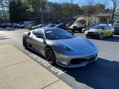 SMSTuned | Mike's STG1-SMSTune Ferrari F430