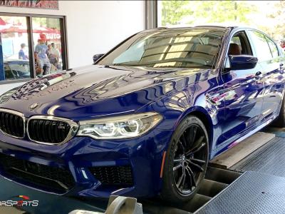 BMW F90 M5 Dyno Pulls