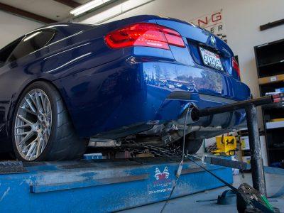 SMSTuned | Big Turbos STG3-SMS N54 BMW 335is