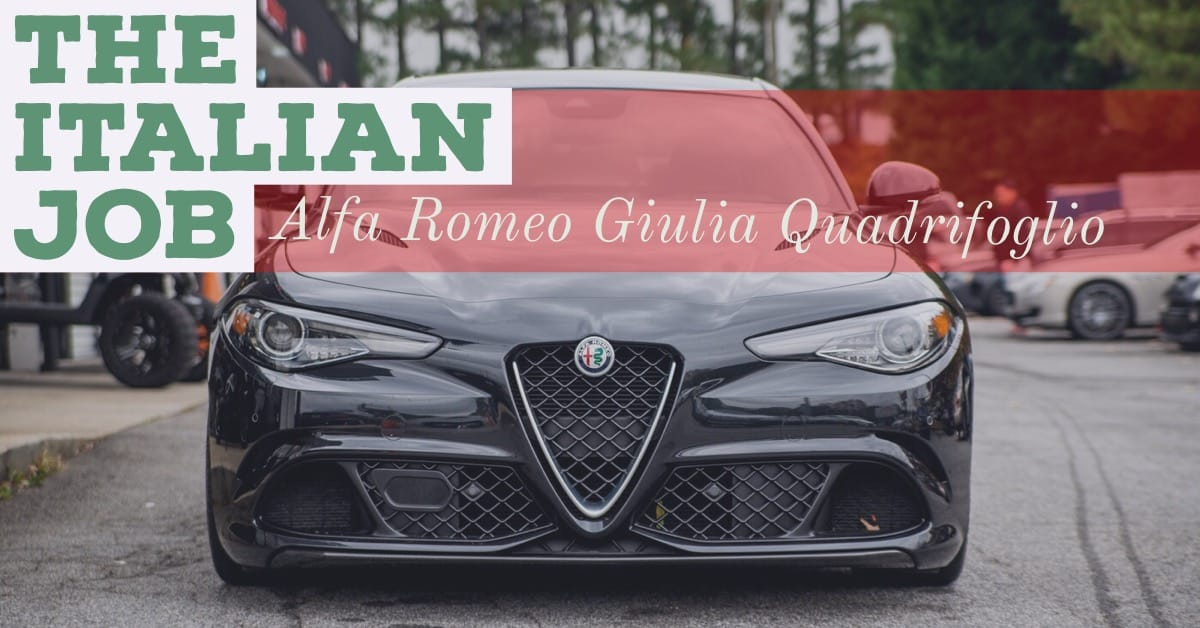 h&r, h&rsports, alfa romeo, guilia, Quadrifoglio, european exotics, atlanta performance, motorsports, solo motorsports, atlanta georgia, fabrication, custom exhaust, power, gains, dyno, dynometer, one stop shop, atlanta installation, service power,