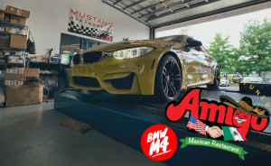 Fast Taco: Amigo Hixon STG2 SMSTuned BMW M4