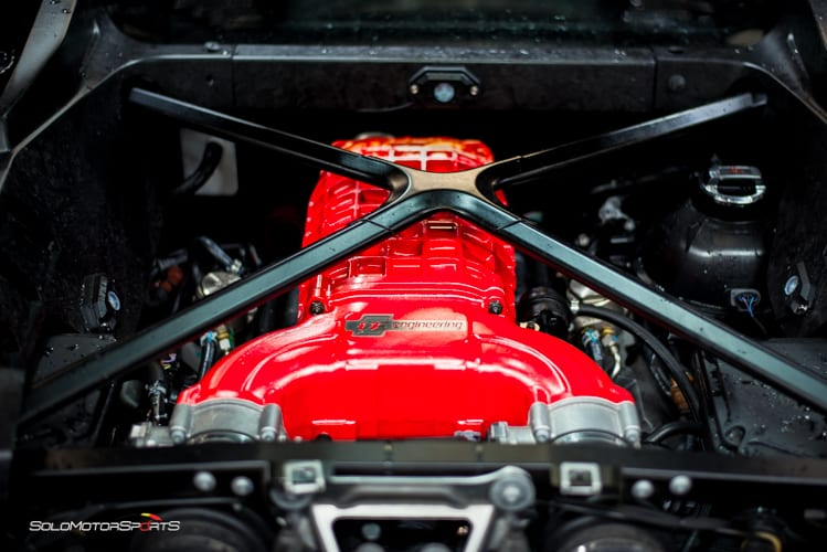VF Supercharger