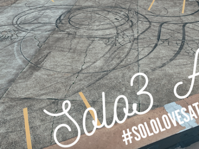 SOLO3 Grand Opening Ceremony : Solo Motorsports Style