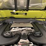 g550 engine mercedes benz