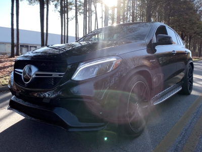 SMS-FAB Mercedes Benz AMG GLE63s Downpipe Review in Sound