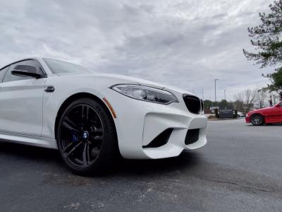 Solo Highlight | Alpine White BMW M2 Coupé