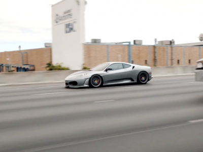 Ferrari Friday: SMSTuned STG1-SMS Ferrari F430