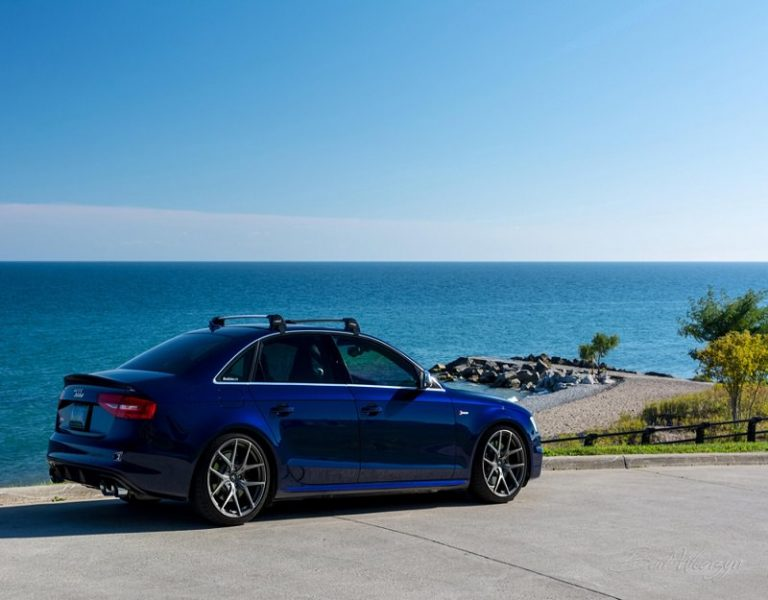 B8 A4 2.0T Tuning