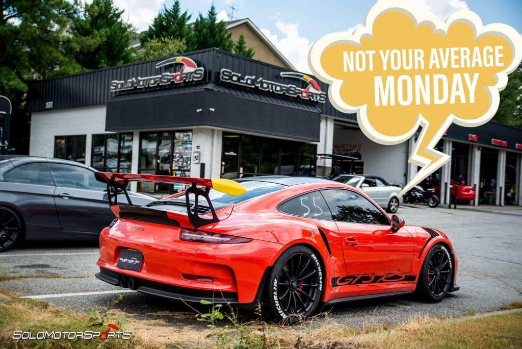 Porsche 911 GT3 RS Headers & Exhaust