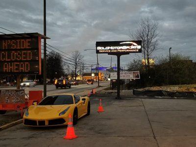 Solomotorsports New Atlanta Location