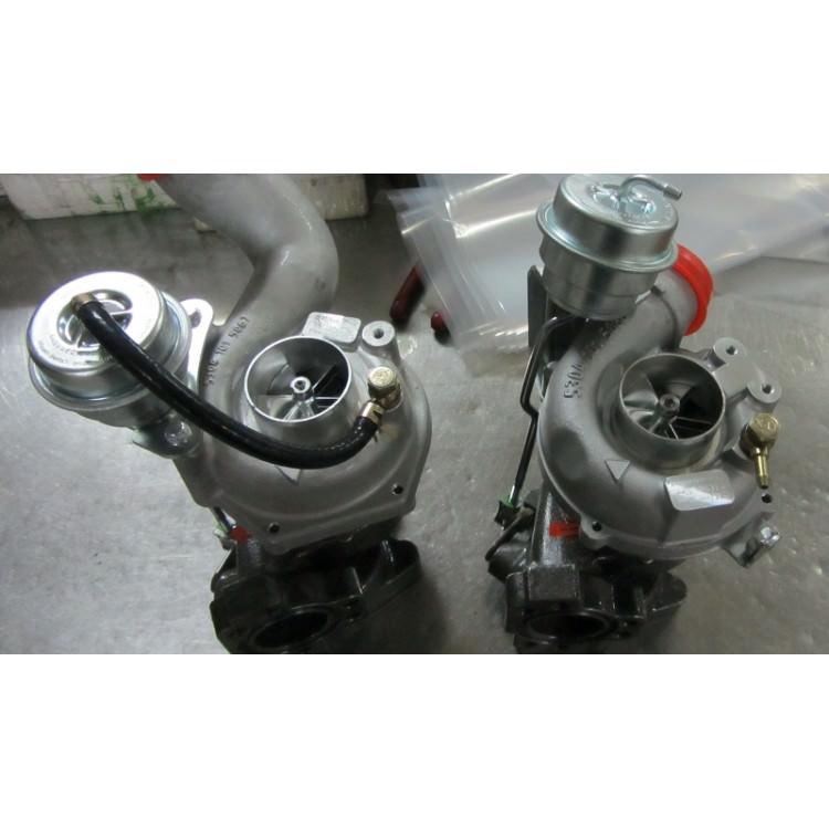 SRM 2 7T RS6/K24 Hybrid Turbo Kit