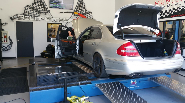 E55 Amg Tuning Solo Motorsports