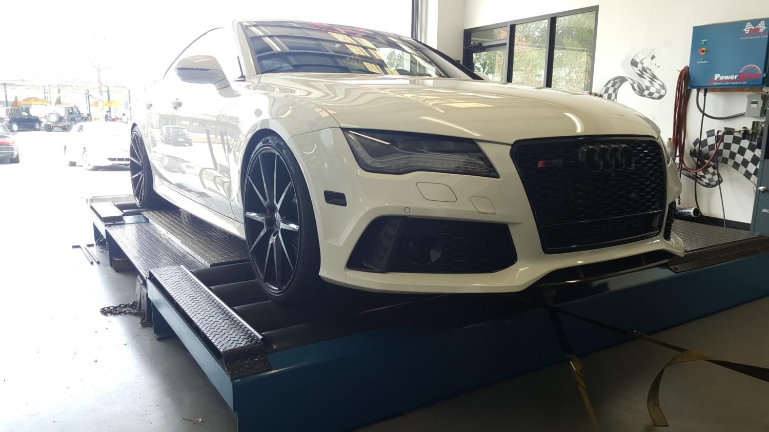 audi rs7 custom dyno tuning solo motorsports. Black Bedroom Furniture Sets. Home Design Ideas