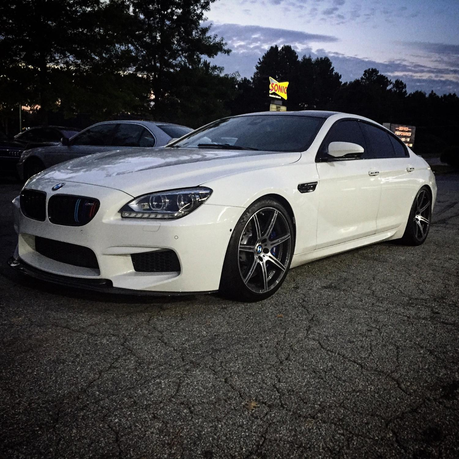 2014 M6 Gran Coupe Competition Package