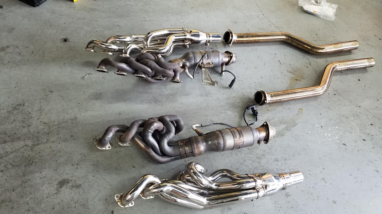 M6 In For Long Tube Headers Solo Motorsports