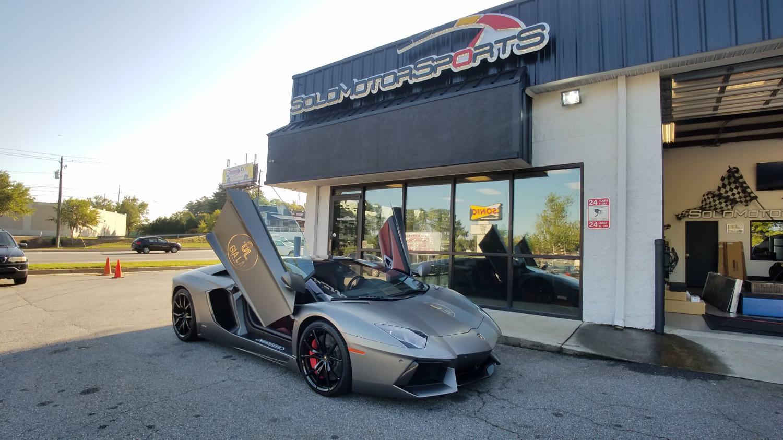 Lamborghini Aventador Solo Motorsports