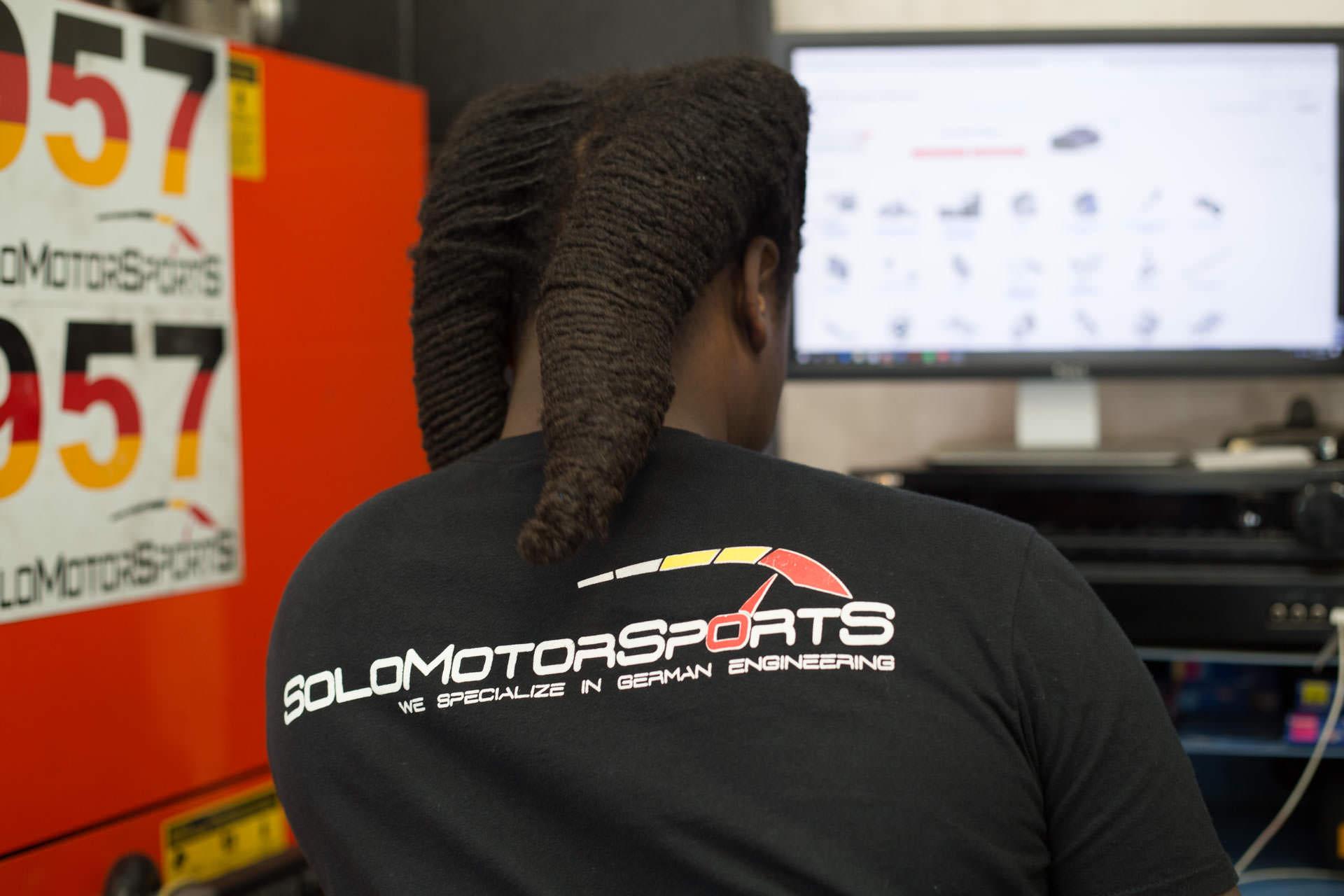 Solo Motorsports Dyno Tuning Exotics 17 Solo Motorsports